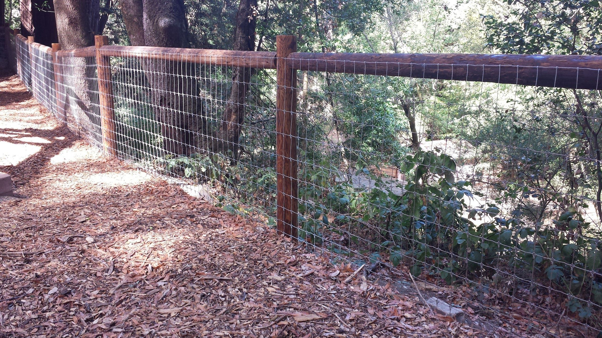 Projects - Cypress Coast Fence